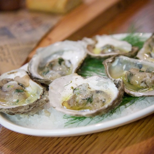 Elm Street Oyster House Best Oysters