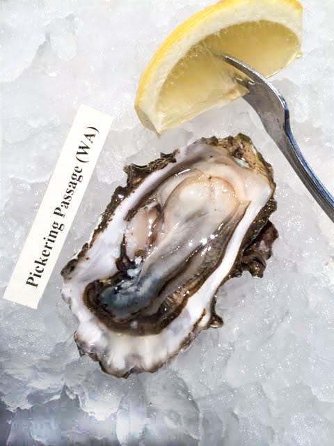Elm Street Oyster Spotlight: Pickering Passage (WA)