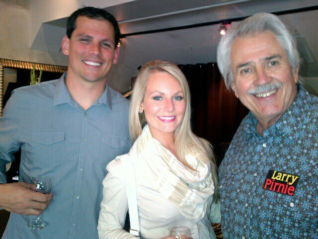Dan, Teshia & Larry Pirnie
