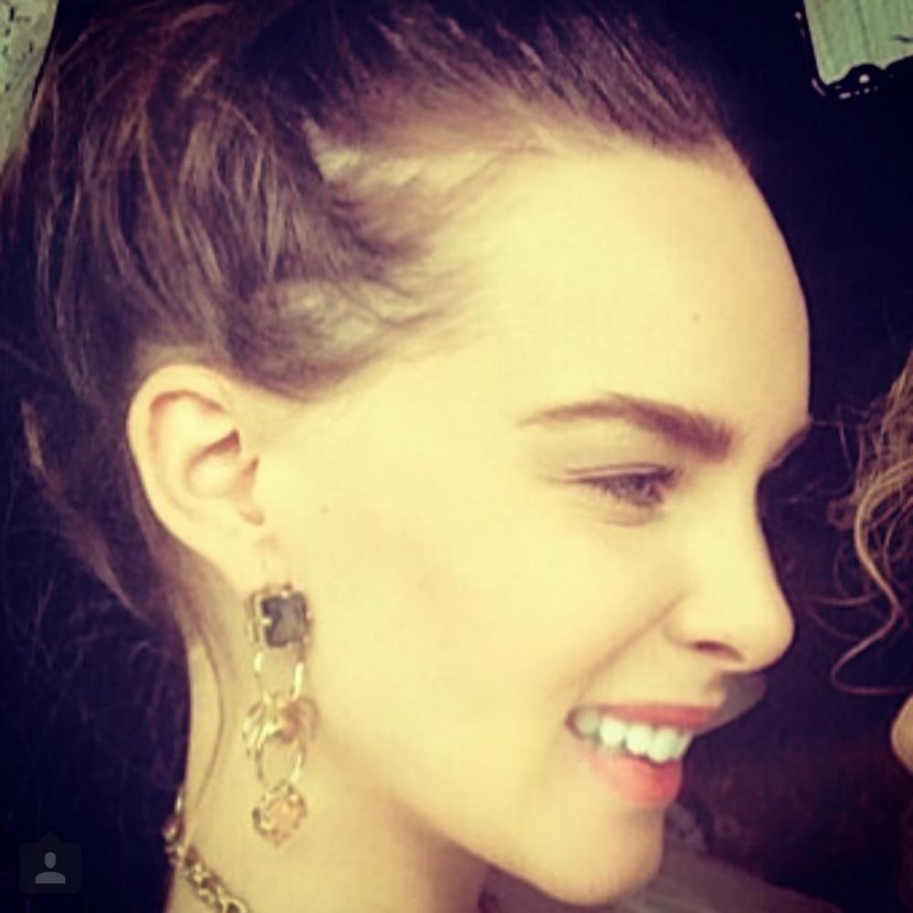Belinda Fashion Jewelry - wearing Charlotte