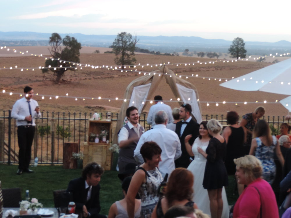 Riverina Party Hire - Event Styling