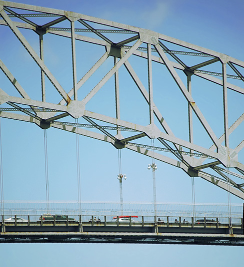Traffic on the Bourne Bridge, going onto the Cape or off, is brutal on summer weekends. (istock)