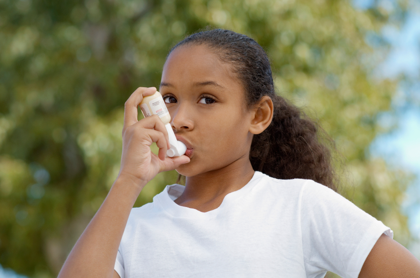 Children are more susceptible to air pollution-related illness because their bodies are still developing. (istock)