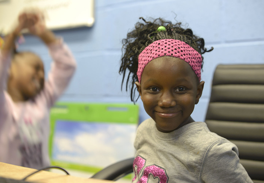 The Refugee Dream Center helps men, women and children from war-torn countries begin new lives in Providence.