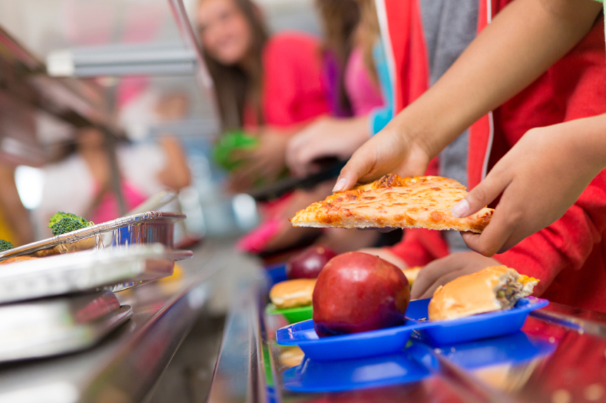 Public school cafeterias have long been known as a place of food options with little to no nutritional value. But the menu is changing. (istock)