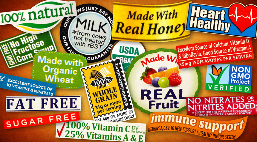 Many food labels have moved away from honesty and are now largely a tool to promote self-identification with some righteous world view: you are more ethical, or care more about your children or the planet, if you buy this or that label. Consumers often end up paying more for a gross exaggeration. (Genetic Literacy Project)