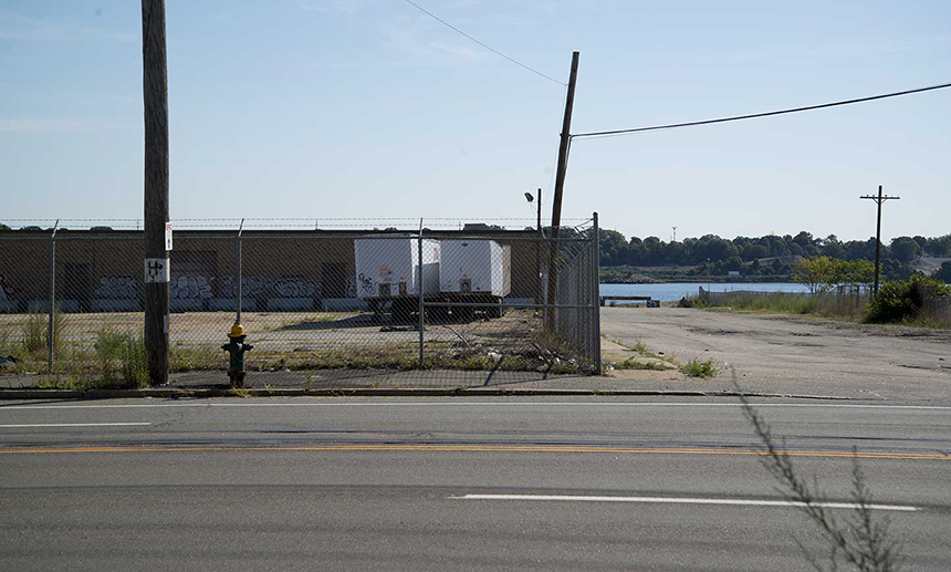 ProvPort is looking at seven Allens Avenue properties as possible expansion areas.