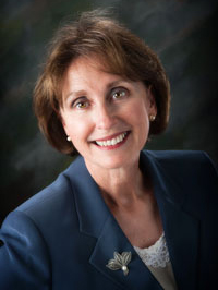House Minority Leader Patricia Morgan