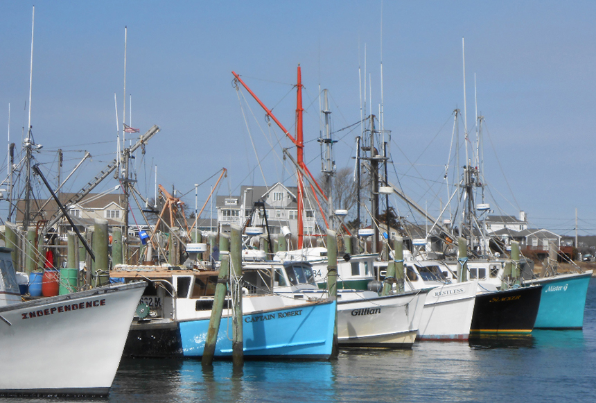 Rhode Island's commercial fishing industry is trying to deal with a host of challenges. (Courtesy photo)