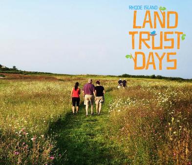 Rhode Island's annual Land Trust Days will run Aug. 10 through Sept. 30 this year. (Rhode Island Land Trust Council)
