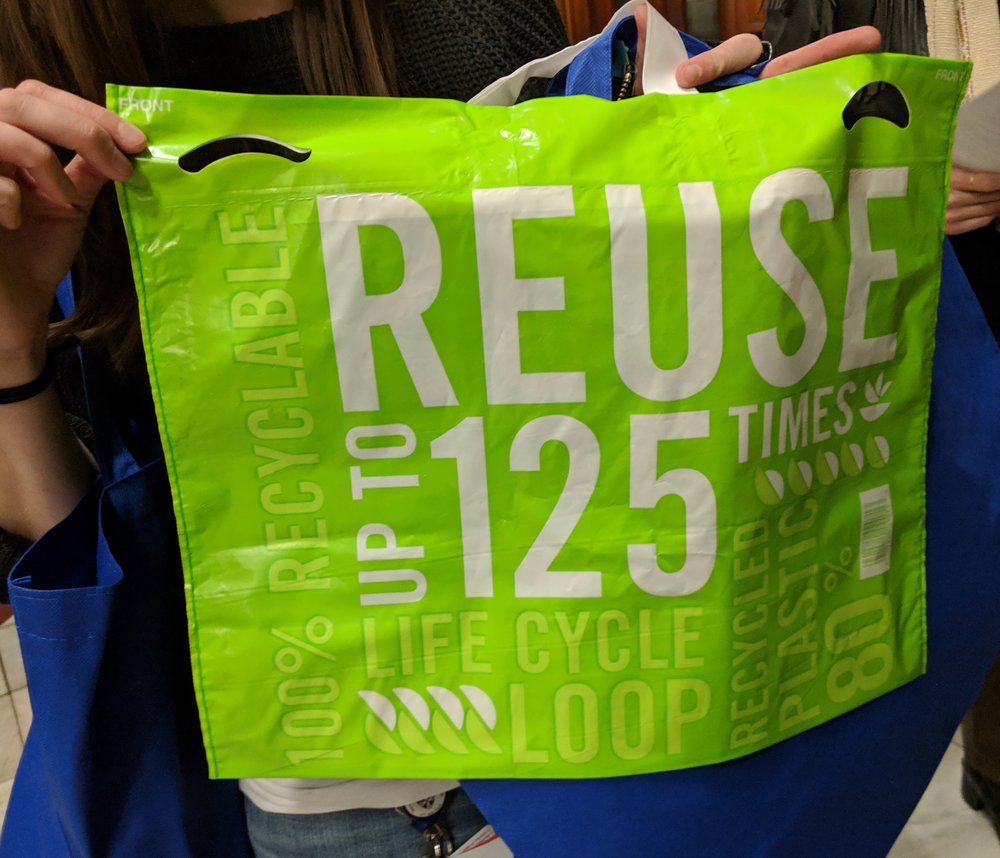 Zero Waste Providence says these bags would not qualify as reusable.