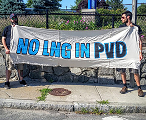 Another LNG facility proposed for an environmental justice zone on the Providence waterfront has faced stiff pushback. (ecoRI News)