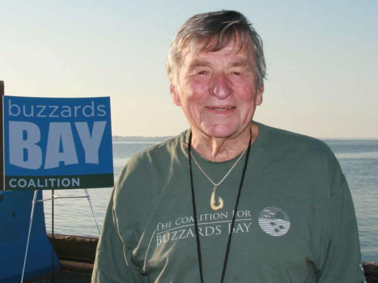 Richard Wheeler was an environmental advocate and a lifelong educator. (Buzzards Bay Coalition)