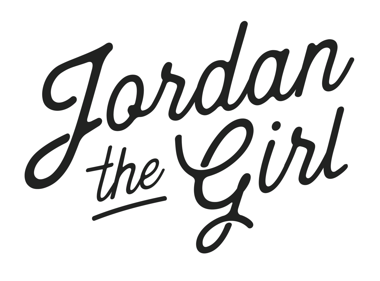 Jordan the Girl Design