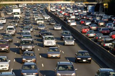 Avoid rush hour traffic