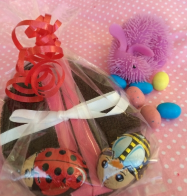 Easter Egg Gift Pouch