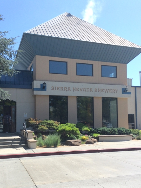 The Sierra Nevada Brewery tour is one of the best tours around.  The 50 acre campus in Chico , CA is dedicated to the brewing of their craft beer.