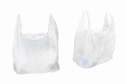 plastic bags have many uses.  trash bags, carsick bags, wet bags to name a few