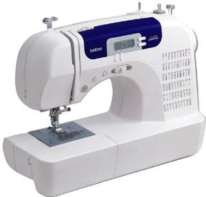 User-friendly and portable, the Brother CS6000i offers a wide range of sewing and quilting features, all at a price that's easy on your budget.