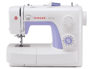The SINGER 3232 Simple sewing machine is the perfect machine for beginner sewers.