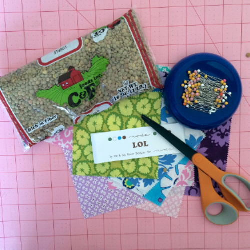 How to Sew a Gorgeous Set of Pattern Weights