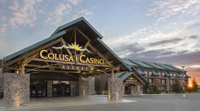Photo credit: colusa Casino resort