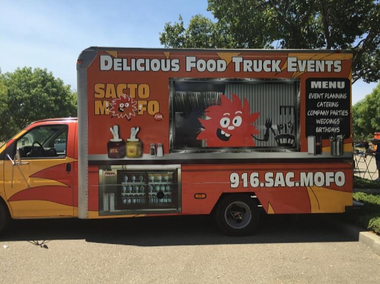 Food Truck Gathering