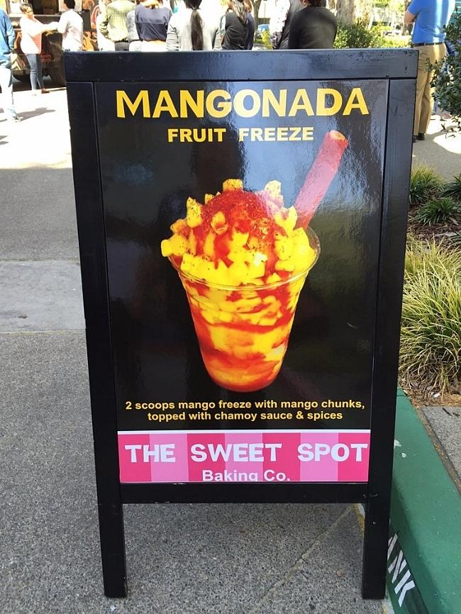 Mangonada Fruit Freeze