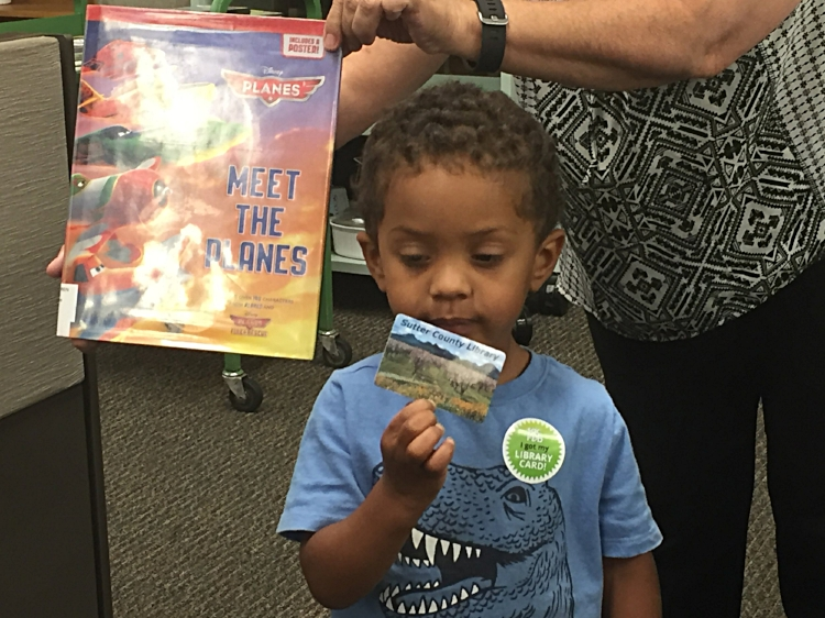 The Benefits of the Library Story-Time