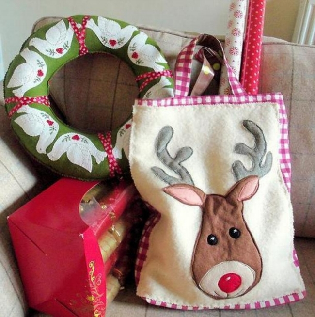 Gifts to Sew - The 12 Days of Christmas