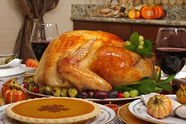 5 Tips foe a Stress-Free Thanksgiving Celebration