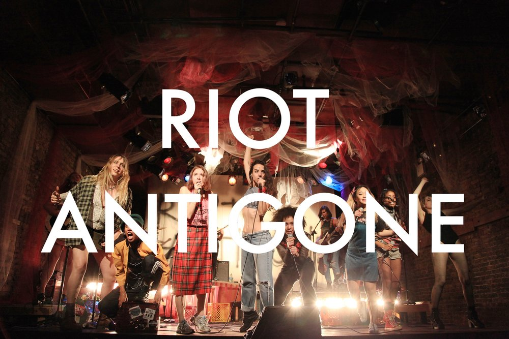 a classically inspired riot grrrl musical