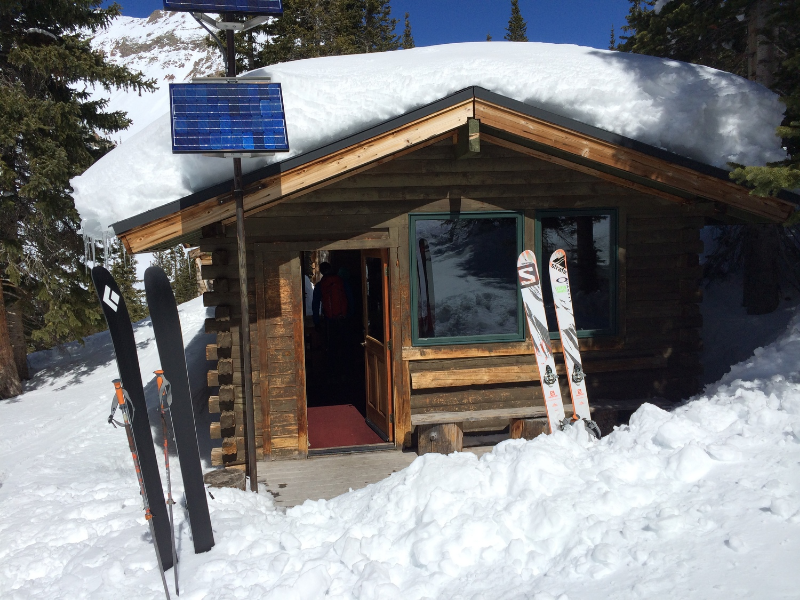 The Green-Wilson Hut