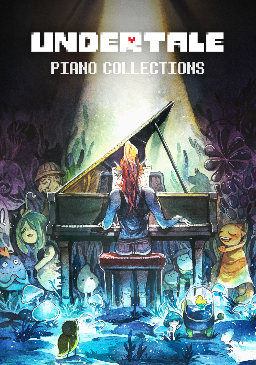 UNDERTALE Piano Collections cover.png