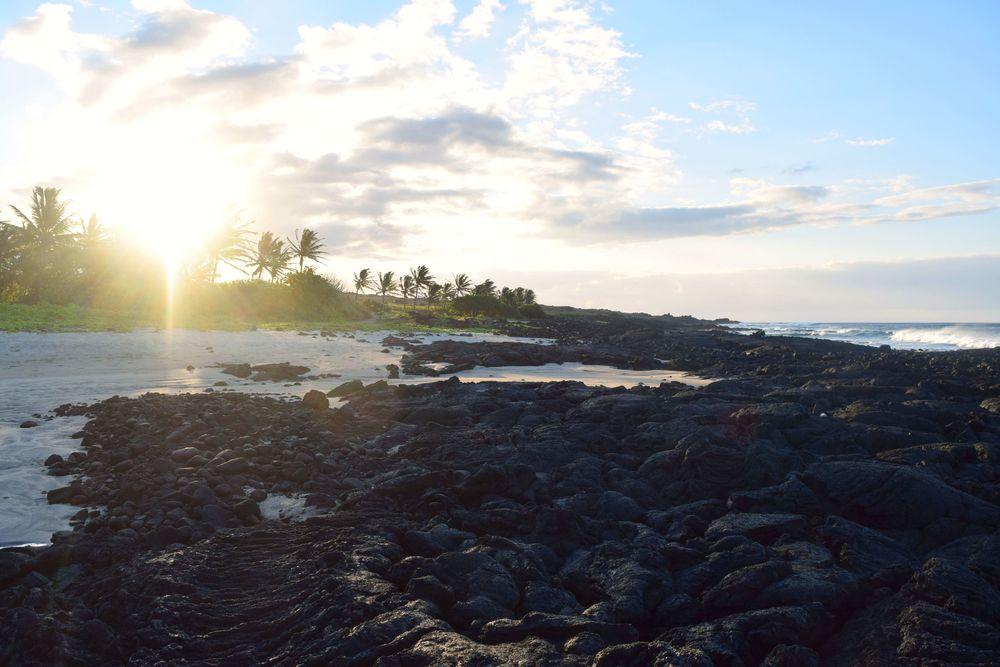 Halape Beach
