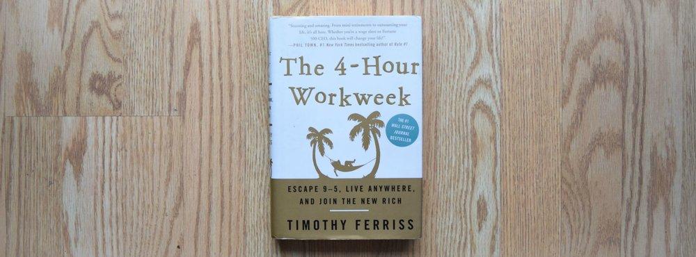Thw 4-Hour Workweek