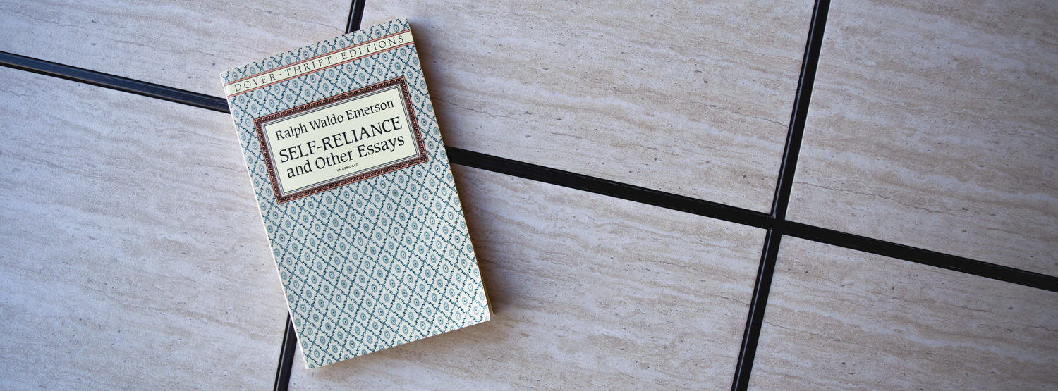 self reliance and other essays