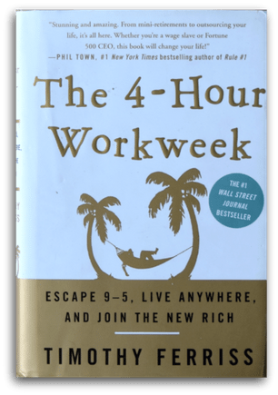 the 4 - hour workweek book