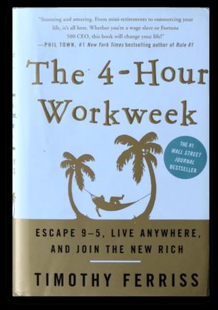 the 4 - hour workweek book