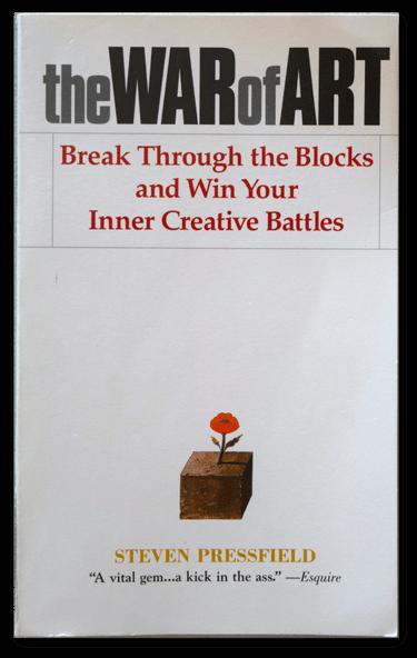 war of art book