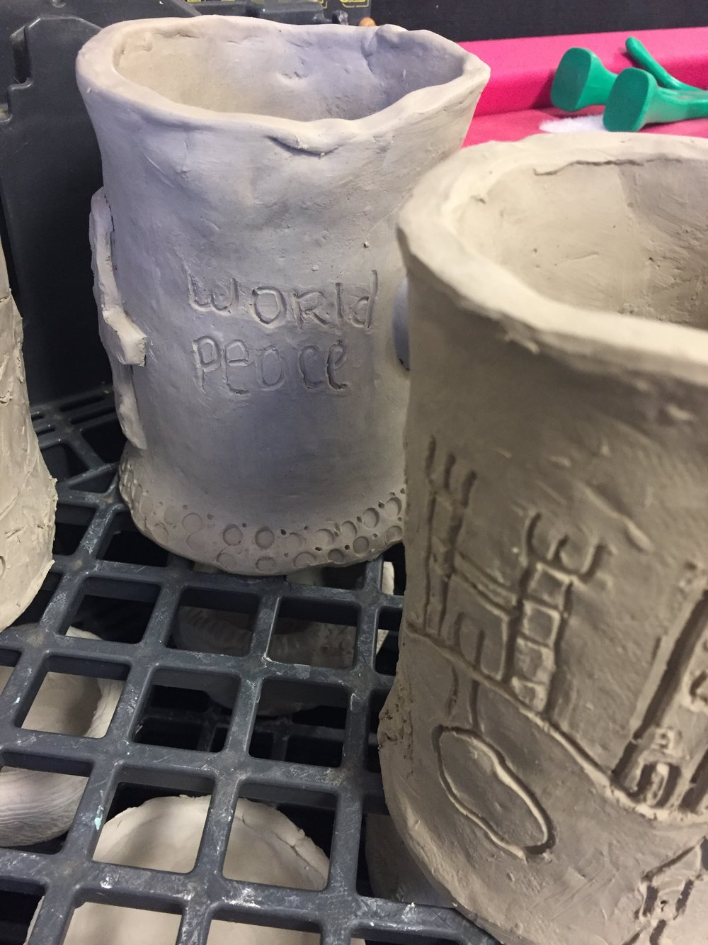 """World Peace."" Photo by Melody Weintraub"