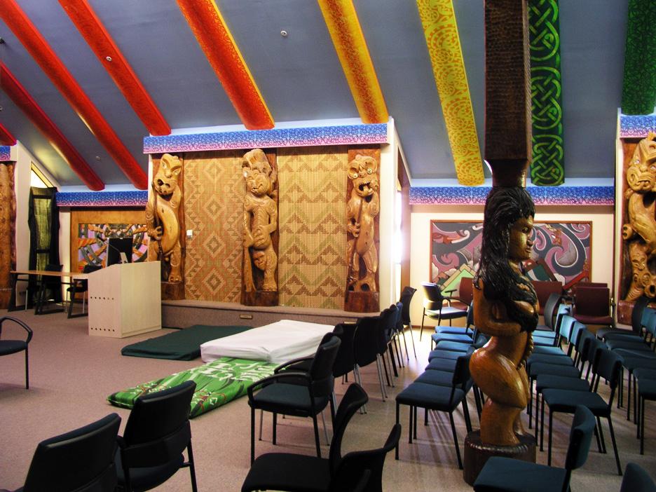 The Ngā Wai o Horotiu Marae at AUT