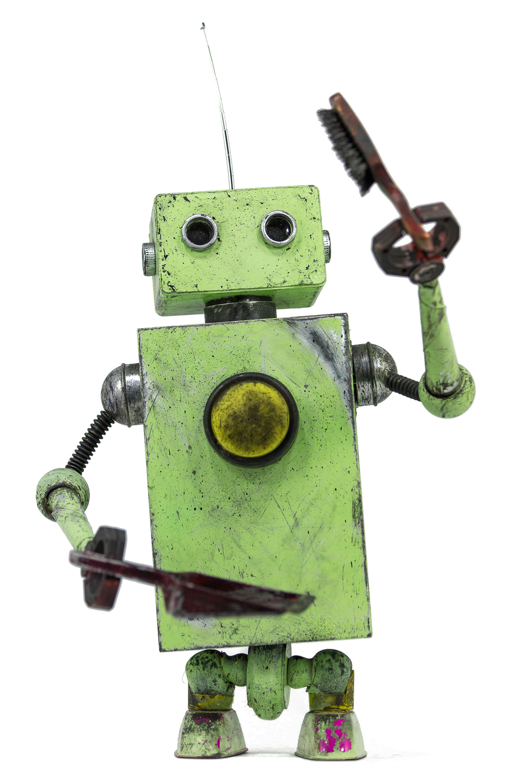 the robot scriptures colin west