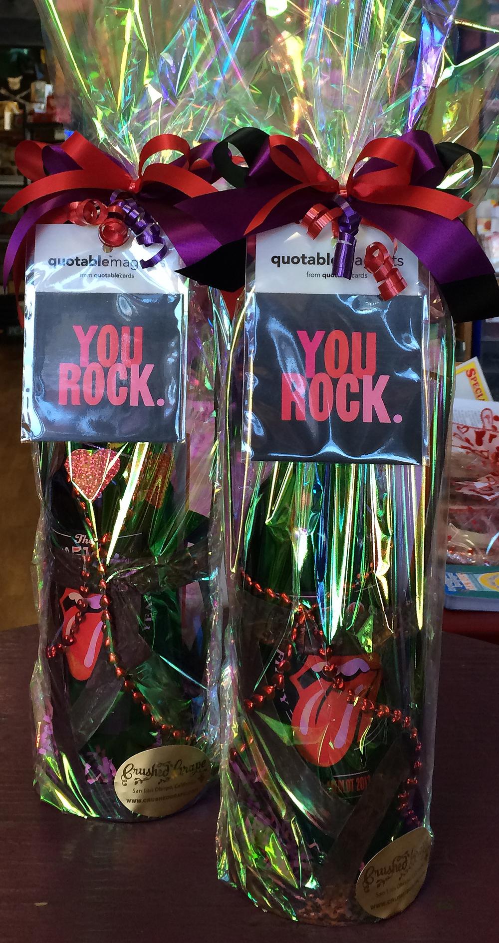 You Rock!  -$45.00