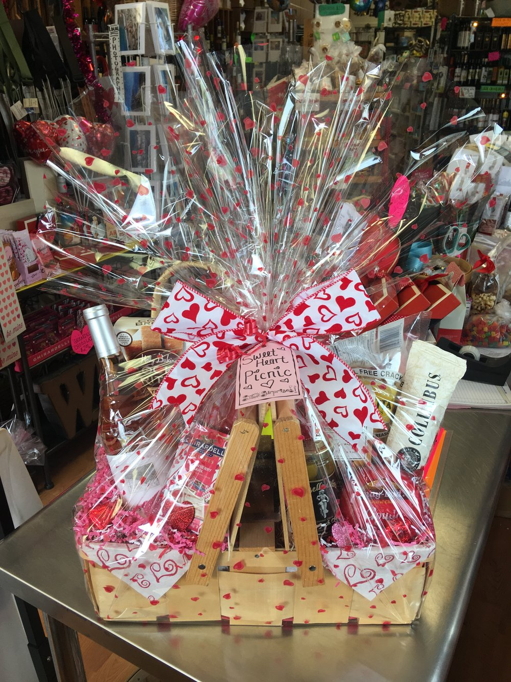 Specialty gifts for Valentines Day! -