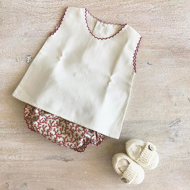 Morning guys!! Happy Friday!! Rainy Melbourne...bring the ☀️ back!  #BabiesAreBabies #Collection #coral ##beige #summer #cotton #Handmade #MadeInSpain #fashion #european #baby #style #kidsfashion #Melbourne #RowingAndCo