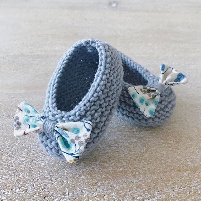 Done and dusted! In love with these pretty flats 😍  #Baby #girl #shoes #flats #handmade #melbourne #knitting #grey #CustomMade #WithLove #BabiesAreBabies #collection #RowingAndCo