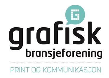 Grafisk bransjeforening logo