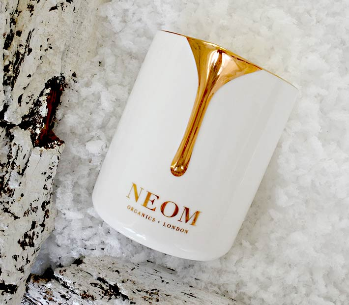 Neom Organics, Real Luxury Intensive Skin Care Treatment Candle