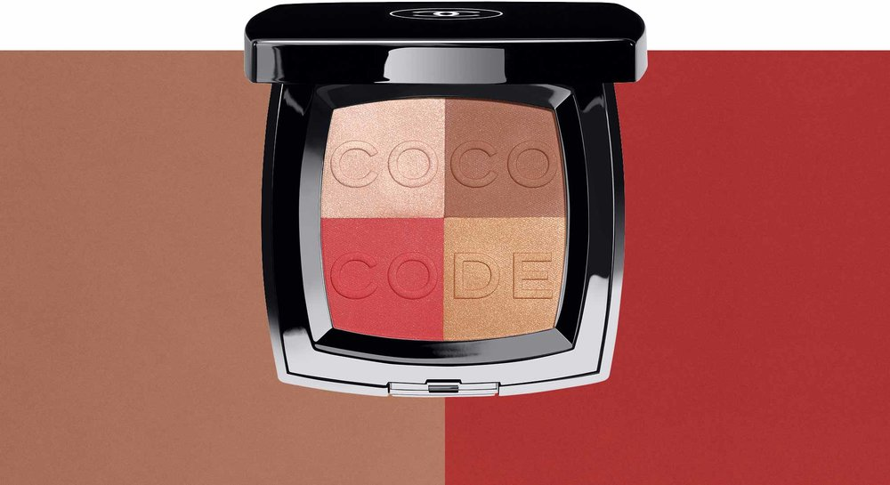 Chanel's Spring 2017 Limited Edition Coco Code: Blush Harmony